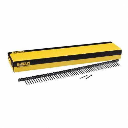 Dewalt Collated Drywall Screws Coarse 55mm Bx1000 Image 1