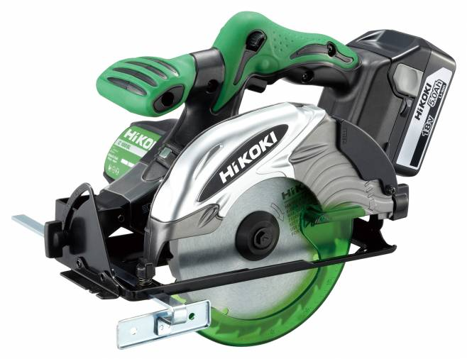 HiKOKI C18DSL/L4 Circular Saw 18V - Body Only Image 1