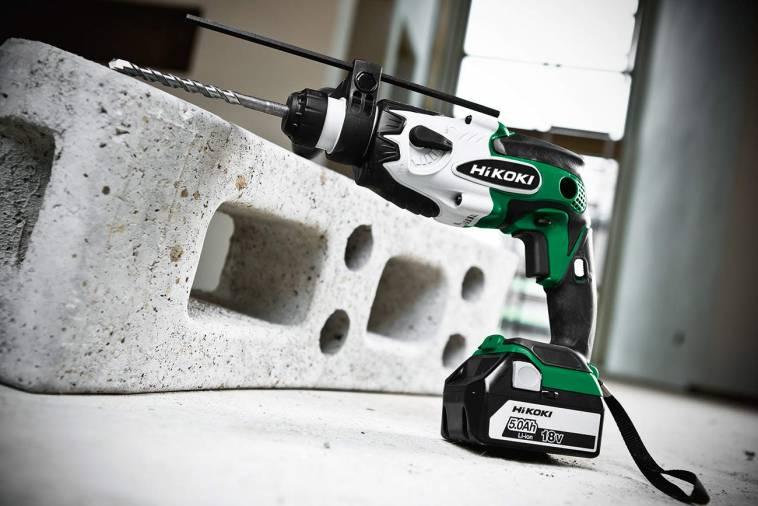 HiKOKI DH18DSL SDS+ Hammer Drill 18V - Body Only Image 3