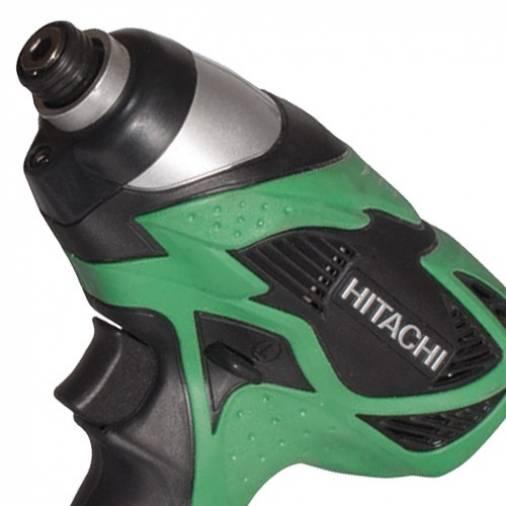 HiKOKI KC18DKL/JDZ 18V Combi Drill/Driver & Impact Driver 2 x 5.0Ah Batteries  Image 3