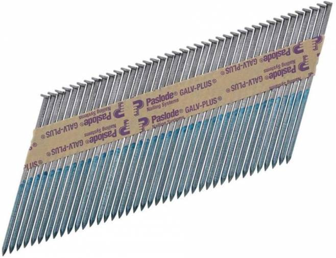 Paslode IM350+ Gas Nail Packs - Galvanised Image 2