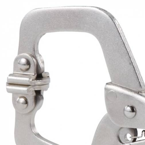 Stanley 0-84-816 Locking Pliers C Clamp 285mm Image 2
