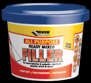 Everbuild All Purpose Filler White (12) Image