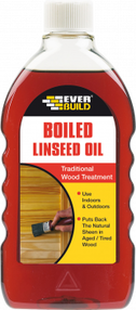 Everbuild Boiled Linseed Oil 500ml (12) Image