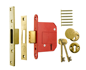 ERA Fortress 5L BS Mortice Deadlocks PB Image