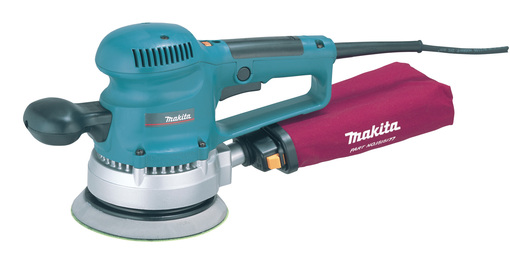 Makita BO6030 Random Orbit Disc Sander 150mm | Specialist Ironmongery & Industrial Suppliers Ltd