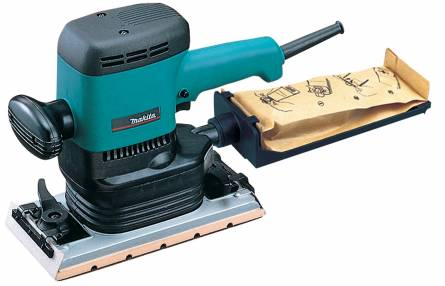 Makita 9046 1/2 Sheet Orbital Sander Image