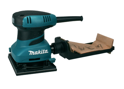 Makita BO4555 1/4 Sheet Orbital Palm Sander Image
