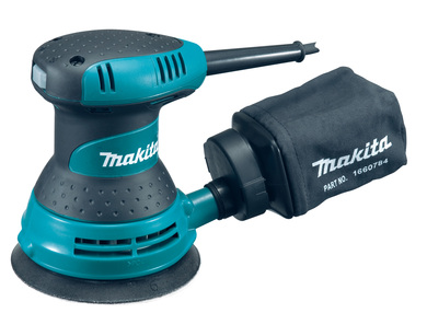 Makita BO5030 Random Orbit Disc Sander 125mm Image