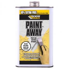 Everbuild Paint Away Stripper 750ml (6) | Specialist Ironmongery & Industrial Suppliers Ltd