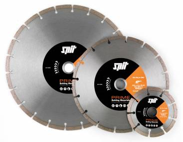 Added Spit Prime Diamond Blades To Basket