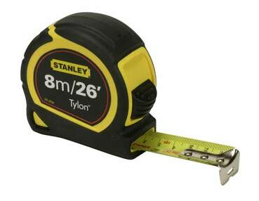 Stanley Tylon Bi-Material Measuring Tapes Image