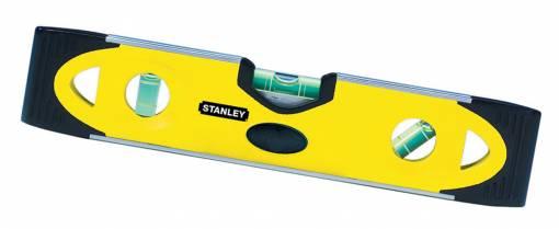Added Stanley 0-43-511 Shockproof Torpedo Level 230mm To Basket