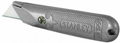 Stanley Classic 199 Fixed Blade Knife | Specialist Ironmongery & Industrial Suppliers Ltd