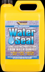 Everbuild 402 Water Seal 5 litre (4) | Specialist Ironmongery & Industrial Suppliers Ltd