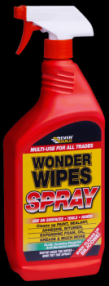 Everbuild Multi-Use Wonder Wipe Spray 1litre (12) | Specialist Ironmongery & Industrial Suppliers Ltd