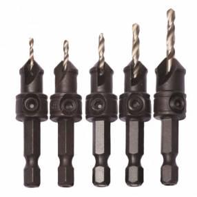 Dart DCSSET5 Quick-Change Countersink Set   SIIS Ltd