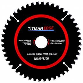 Titman Tungsten Carbide Tipped Saw Blade | SIIS Ltd