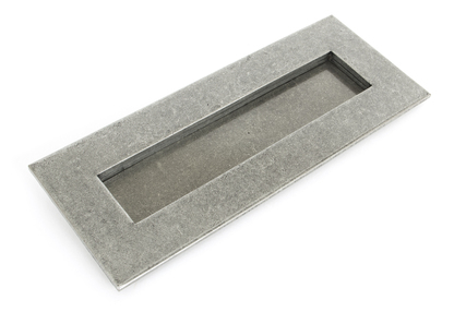 Anvil 33058 Pewter Small Letter Plate | SIIS Ltd
