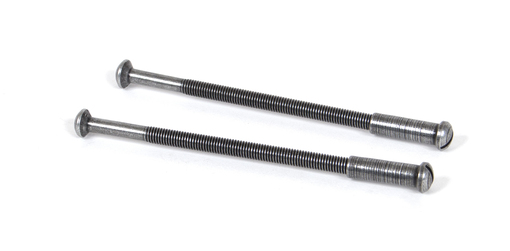 Added Pewter 5MM Male & Female Screws (2) To Basket