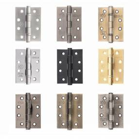 Added Atlantic AH1433 Ball Bearing Hinges 4