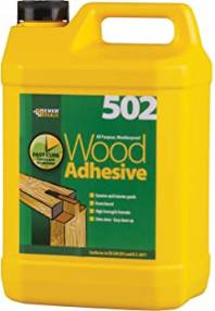 Added Everbuild 502 All Purpose Wood Adhesive To Basket