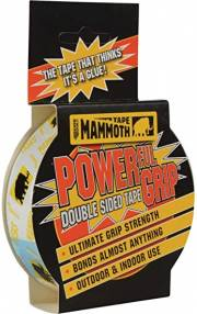 Everbuild Powerful Grip Double Sided Tape | SIIS Ltd