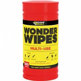 Everbuild Multi-Use Wonder Wipes | SIIS Ltd