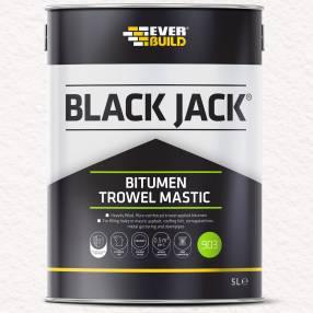 Everbuild 903 Bitumen Trowel Mastic 2.5 litre | SIIS
