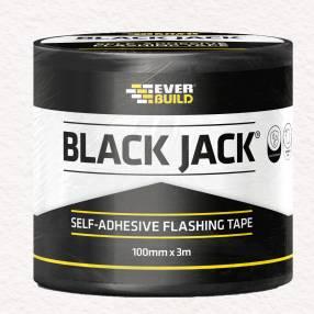 Added Everbuild Black Jack Self-Adhesive Flashing Tape To Basket