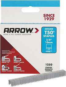 Added Arrow T50 Staples Pack 1250 To Basket