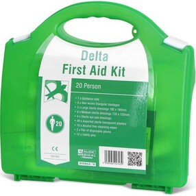 Delta CM1801HSE First Aid Kit   SIIS