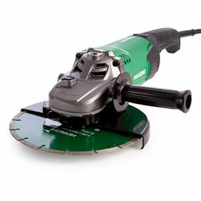 Hikoki G23ST Angle Grinder 230mm